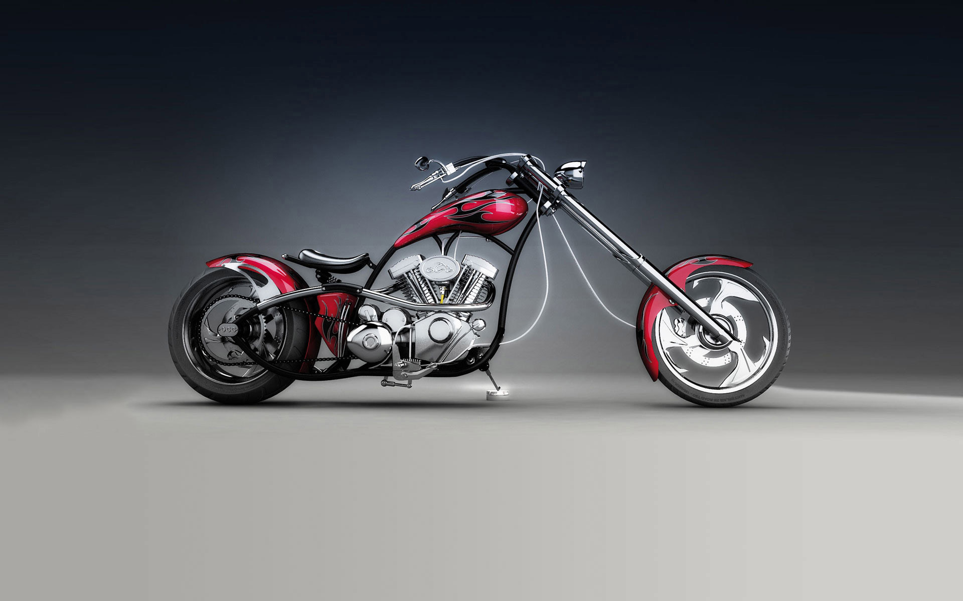 1920x1200 American Choppers Desktop Wallpapers