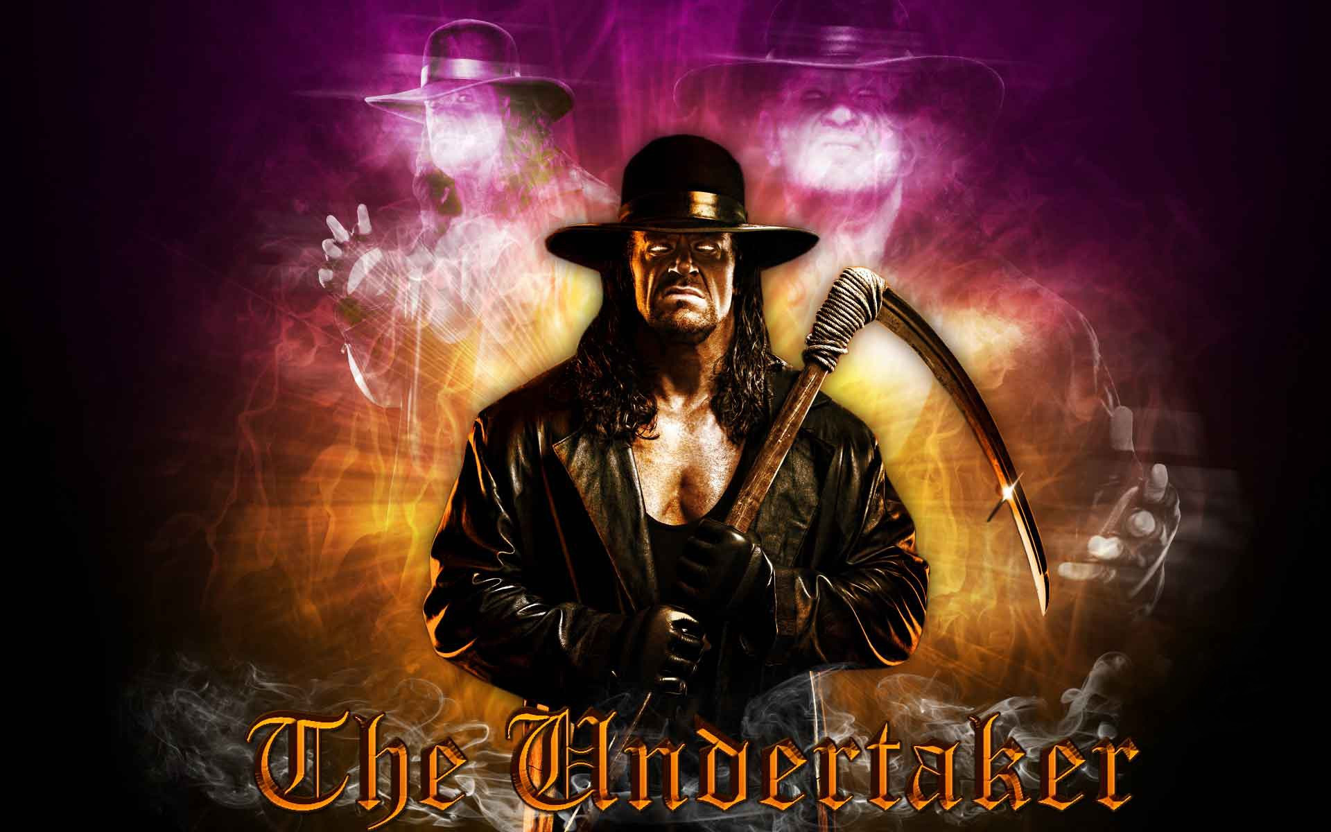1920x1200 The Man from the Darkside, The Dead Man, The Phenom, The Undertaker!