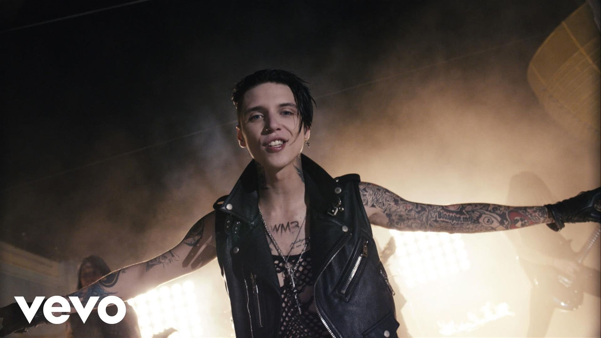 1920x1080 Black Veil Brides, Asking Alexandria to embark on 'The Resurrection  Tour&