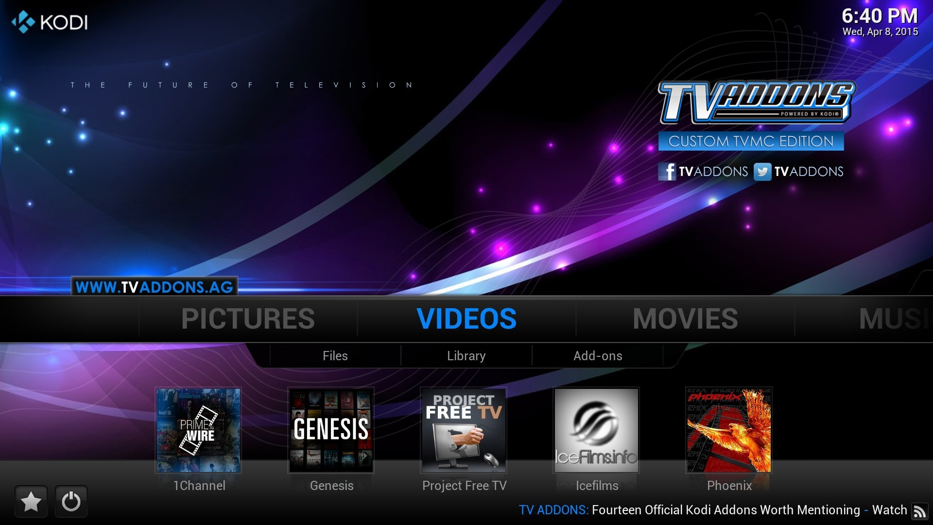 1920x1080  Xbmc Wallpaper 1080p - WallpaperSafari