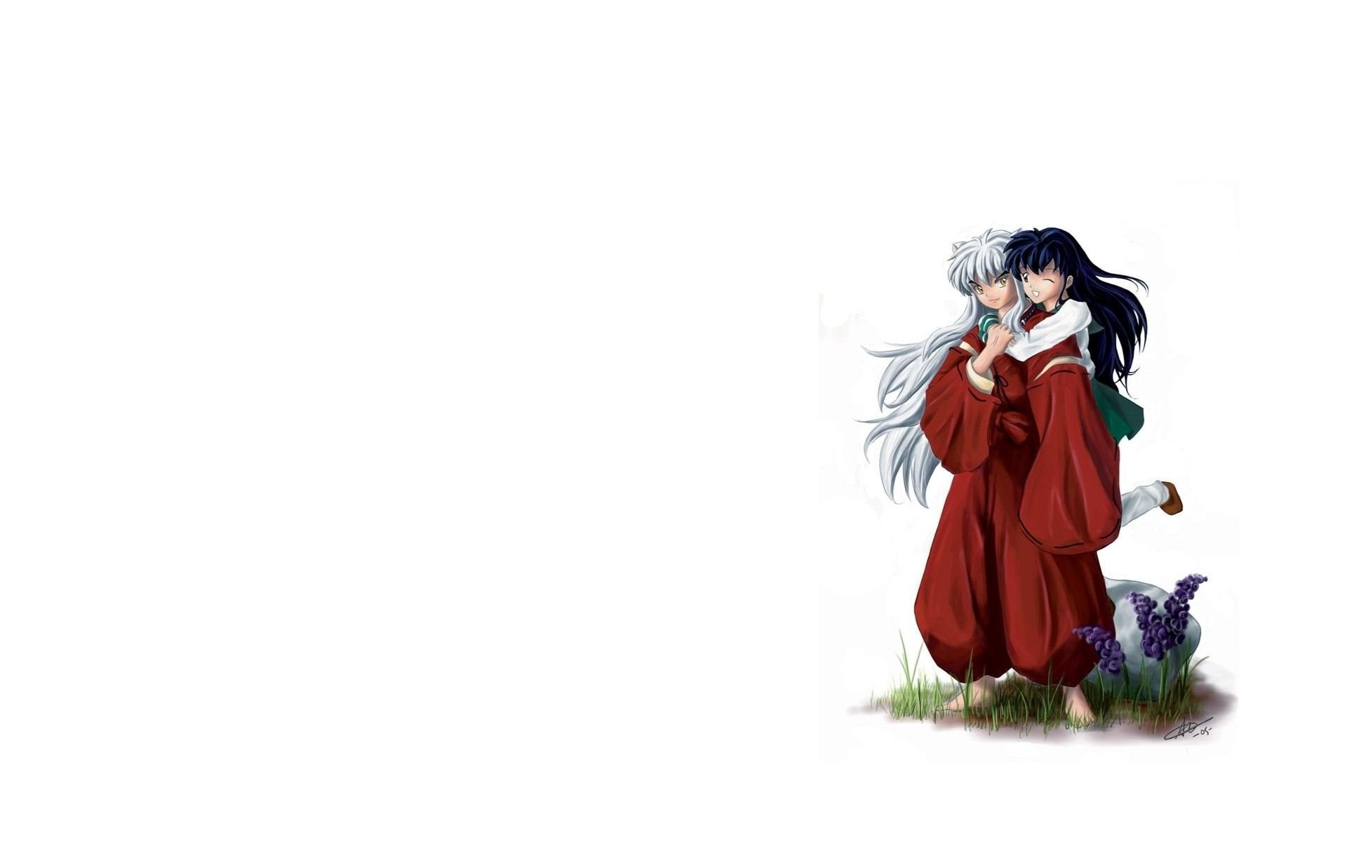 1920x1200 InuYasha Wallpaper HD 17 - 1920 X 1200