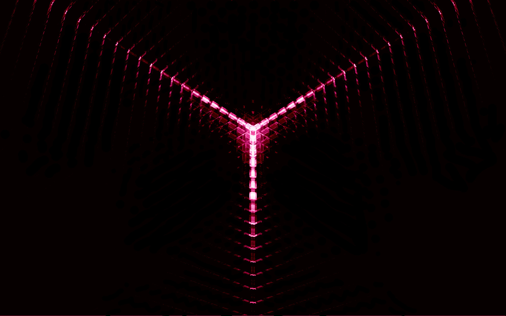 1920x1200 Bild: Rote Neon Lights wallpapers and stock photos. Â«
