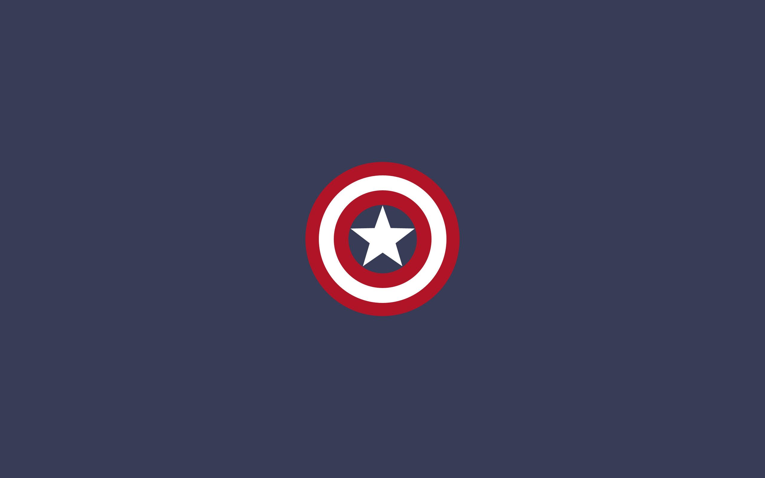 Captain America Minimalist Wallpaper 75 Images