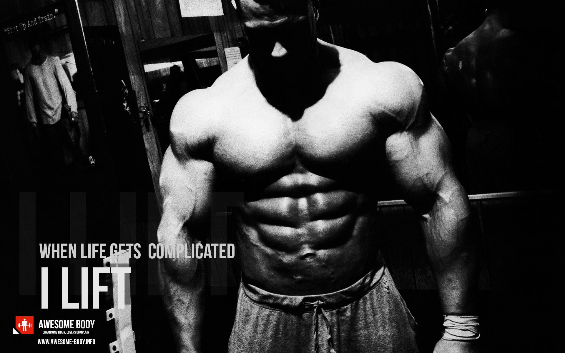1920x1200 Best Bodybuilding Motivational Quotes Quotesgram