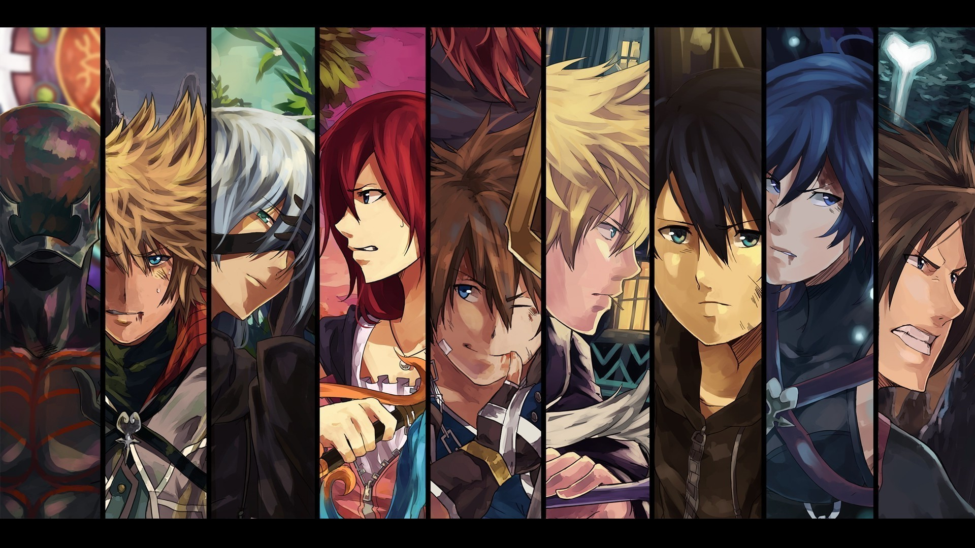 Kingdom Hearts HD Wallpapers (67+ images)