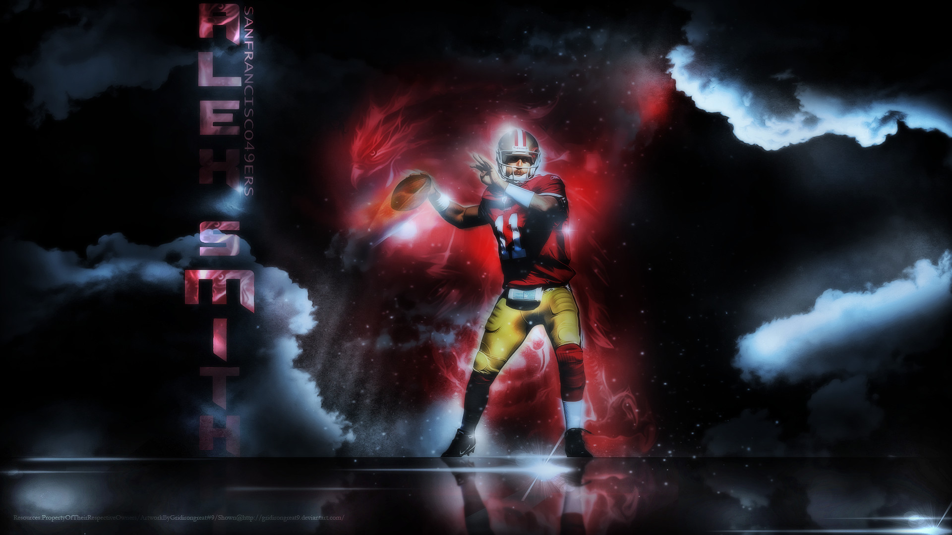 1920x1080 49ers Graphics - Photoshop - Wallpapers - Schedules | Page 3 | 49ers  Webzone Forum