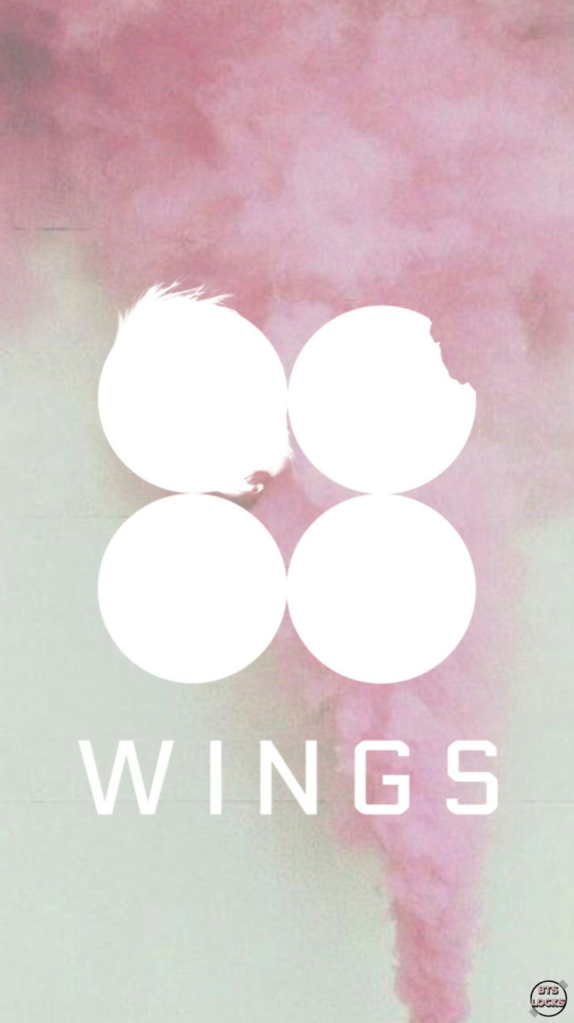 694438 amazing bts wings wallpapers 1150x2048 for iphone 7