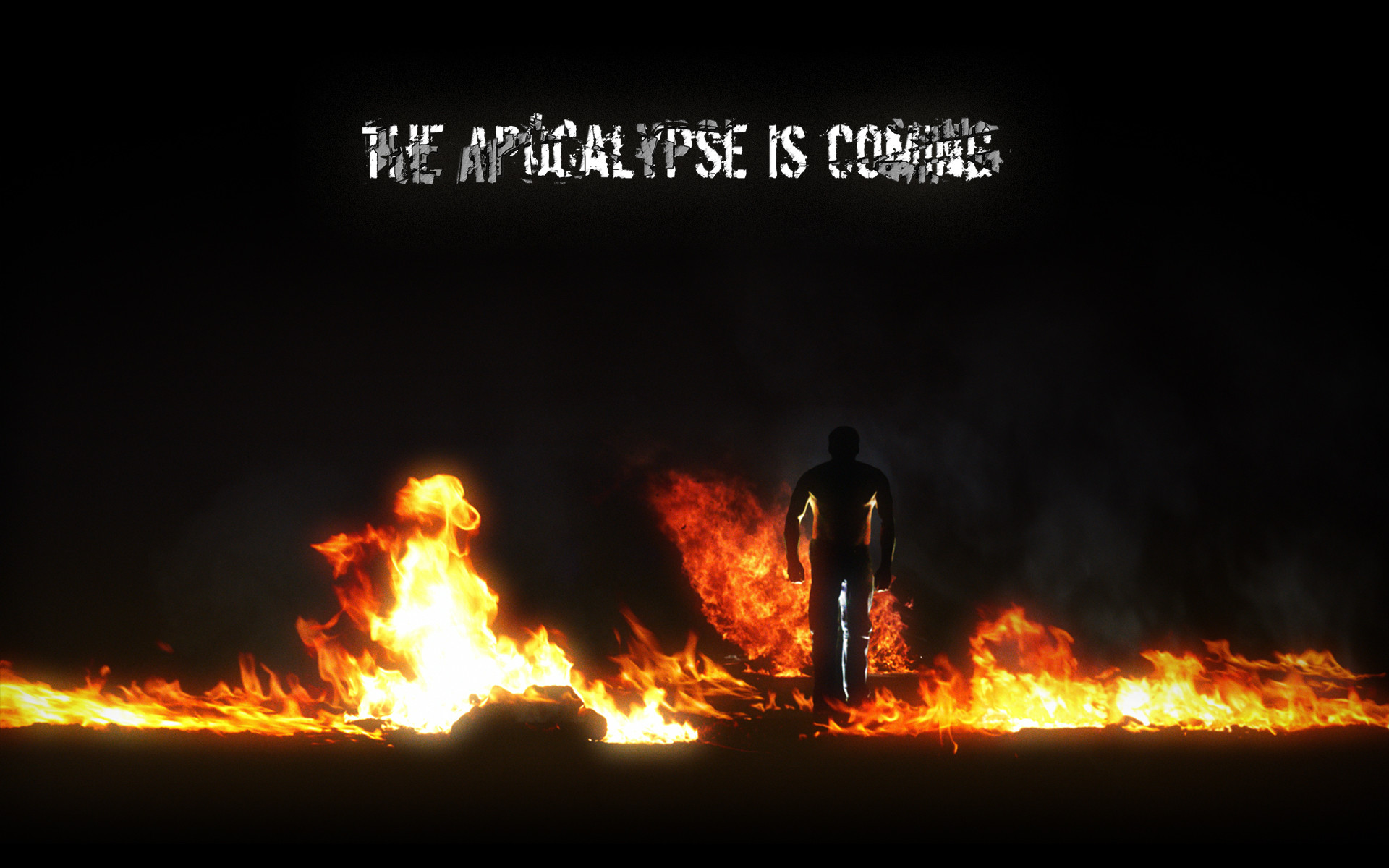1920x1200 Zombie Apocalypse Wallpaper 1 by Soulburned Zombie Apocalypse Wallpaper 1  by Soulburned
