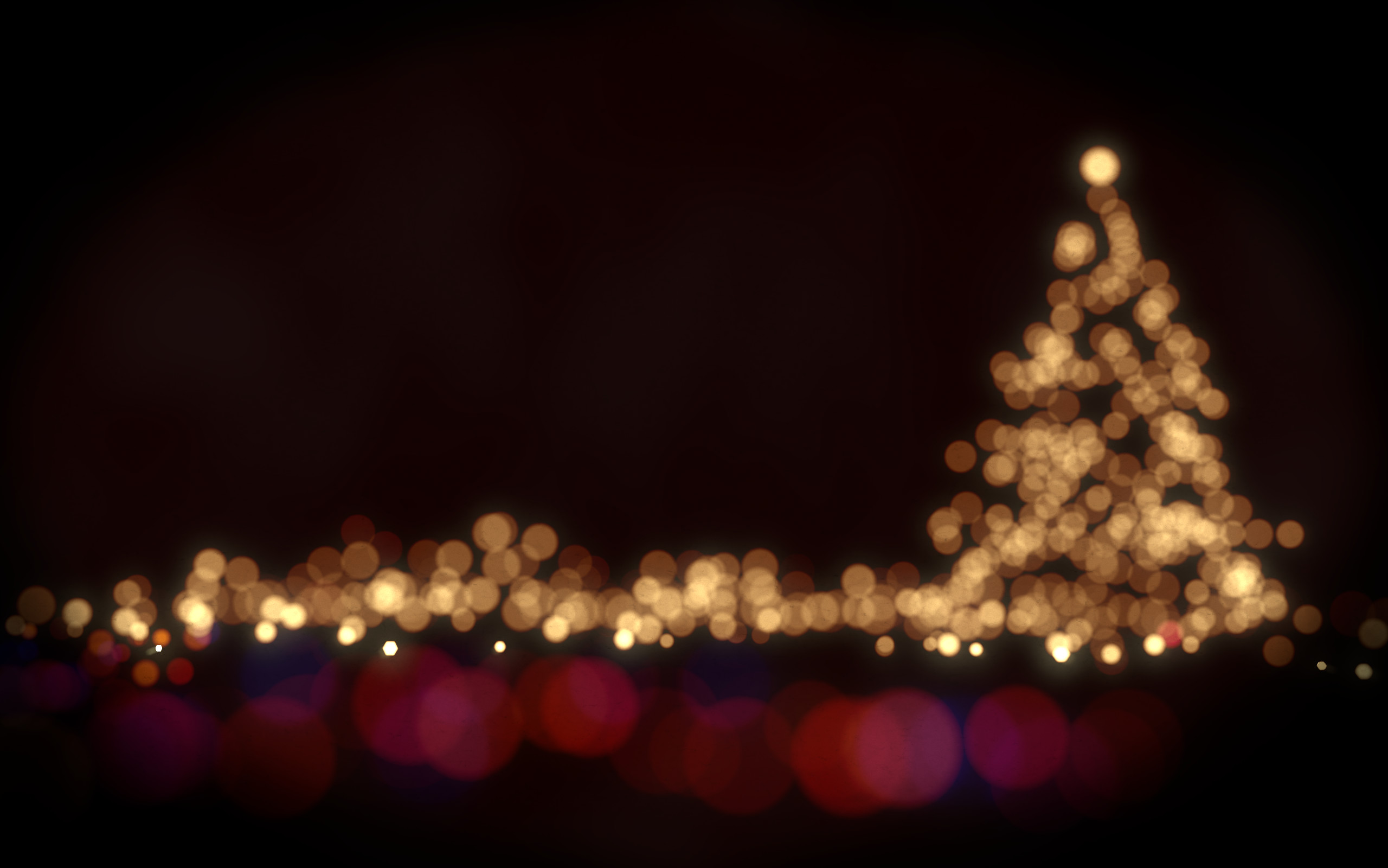 2560x1600 Christmas-Background
