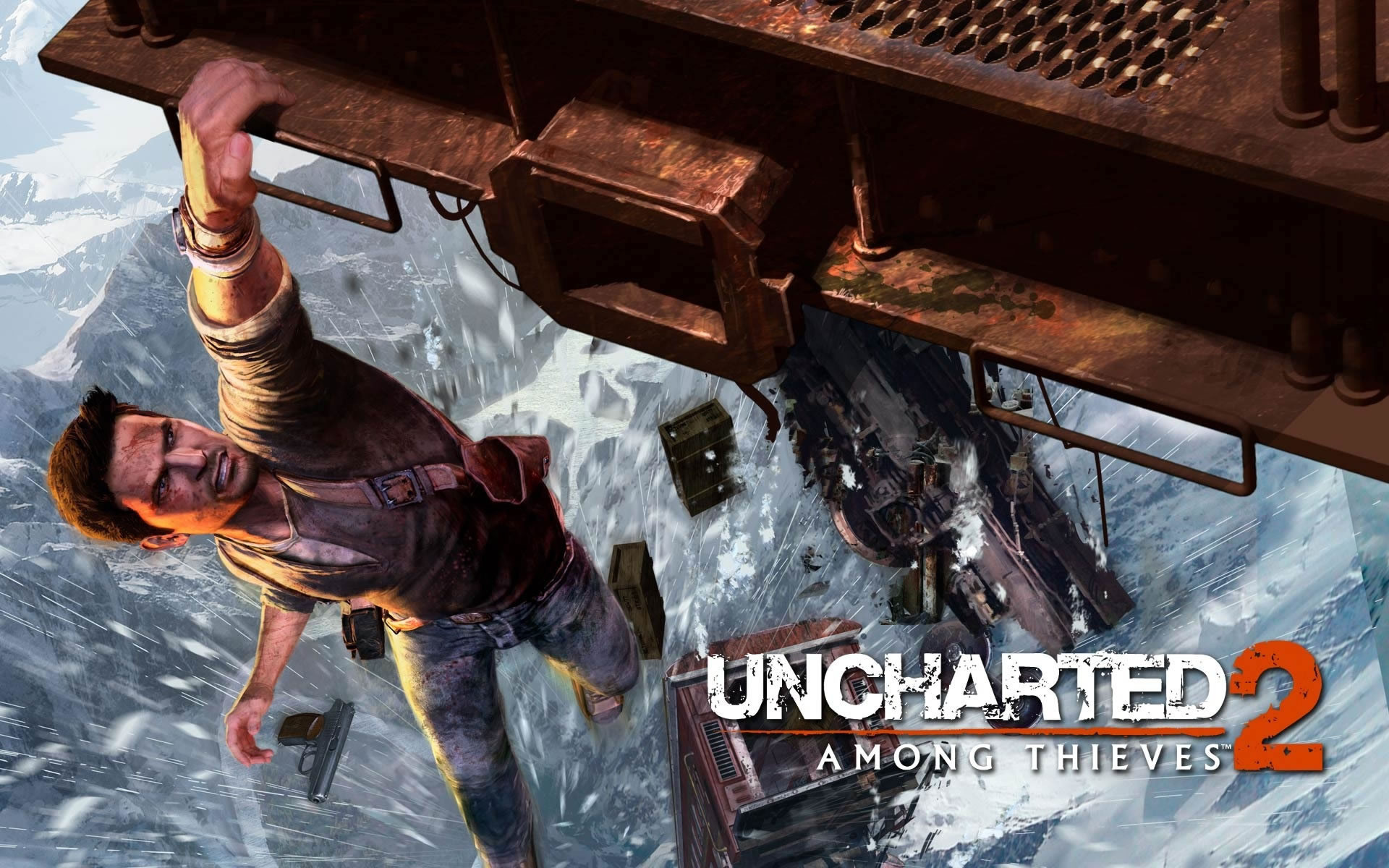 1920x1200 Free Uncharted Wallpaper 28429