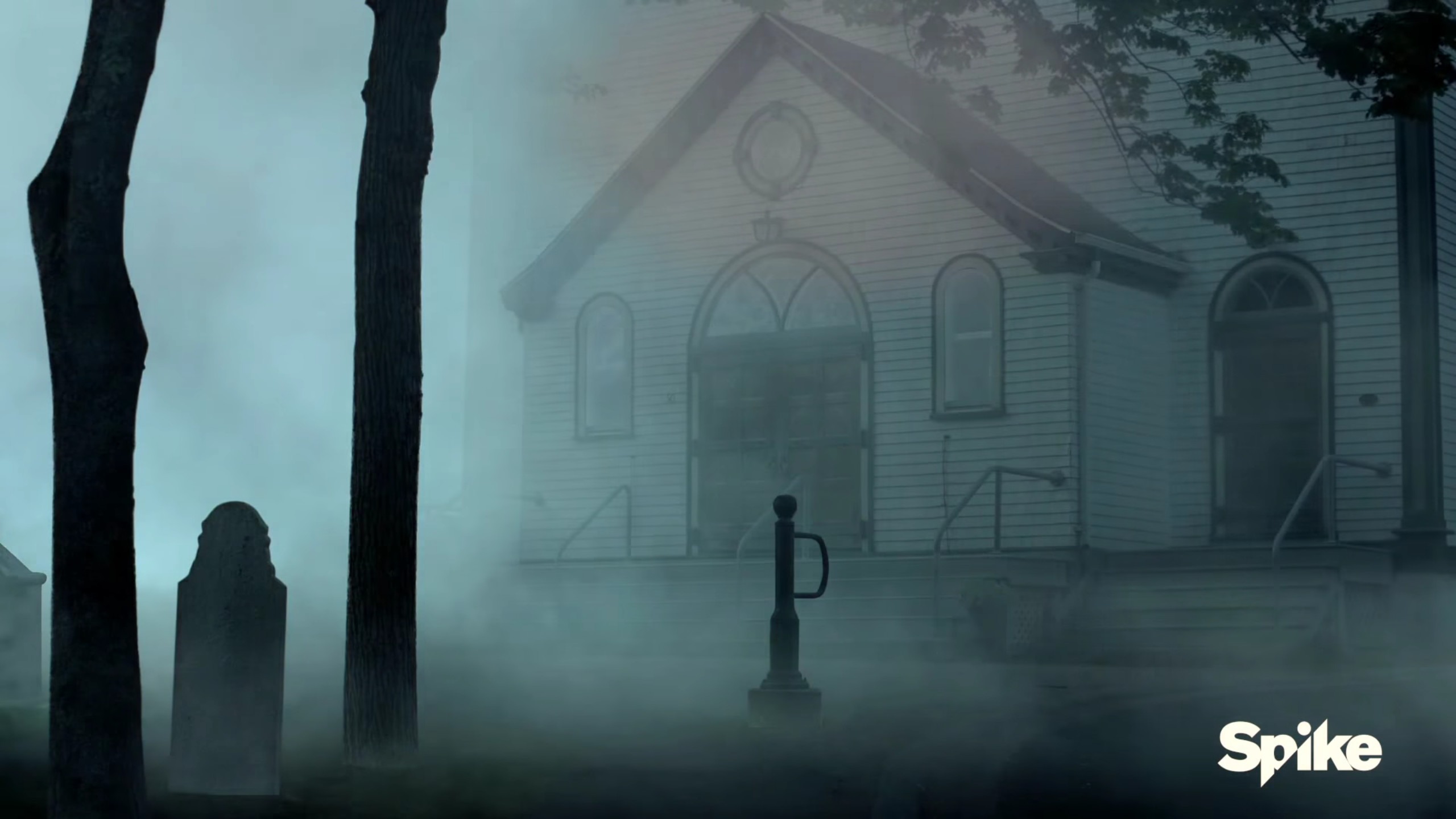 2560x1440 Spike's 'The Mist' TV Show Vs. The Book Shows How Timely Stephen King's  Story Still Is