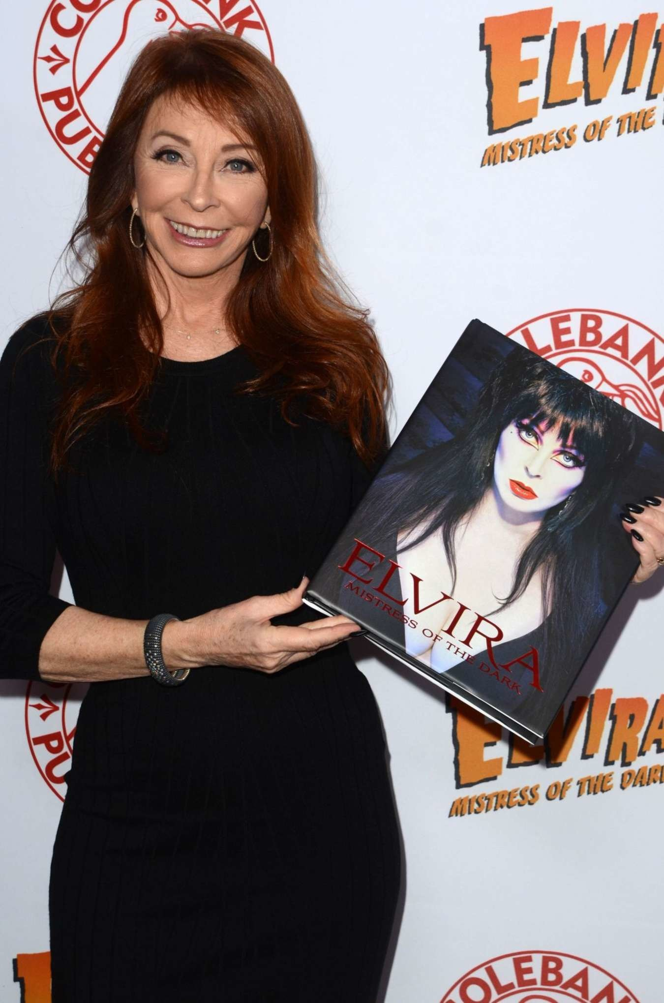 1350x2039 Cassandra Peterson: Elvira Mistress Of The Dark – Book Launch Party In LA