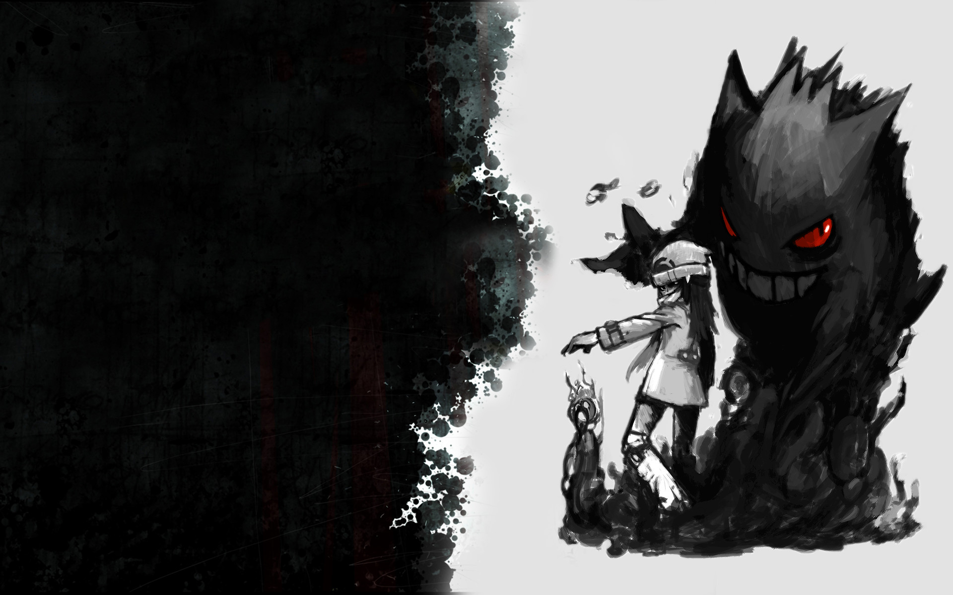 1920x1200 Pokemon Gengar Wallpaper  Pokemon, Gengar