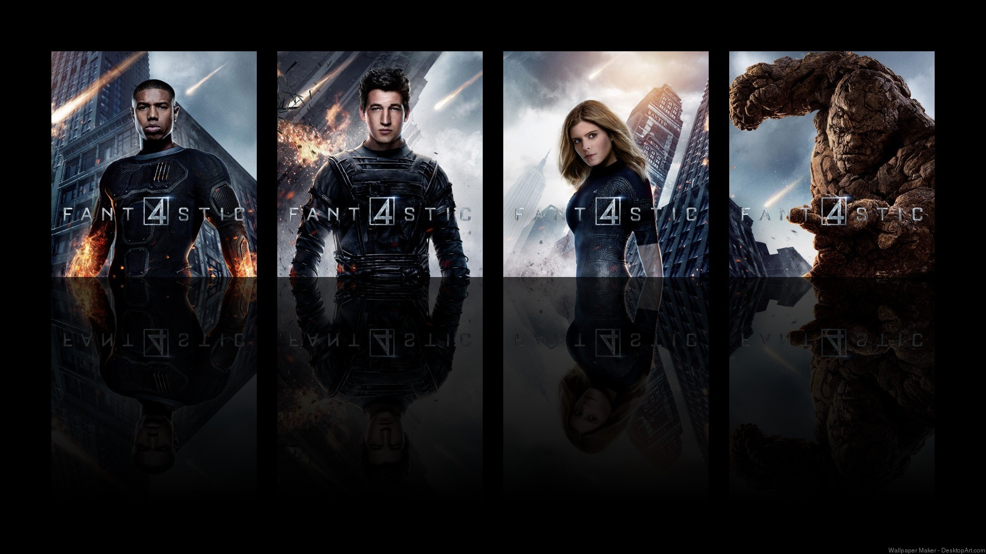 1920x1080 Fantastic Four Wallpapers, Fantastic Four HDQ Images