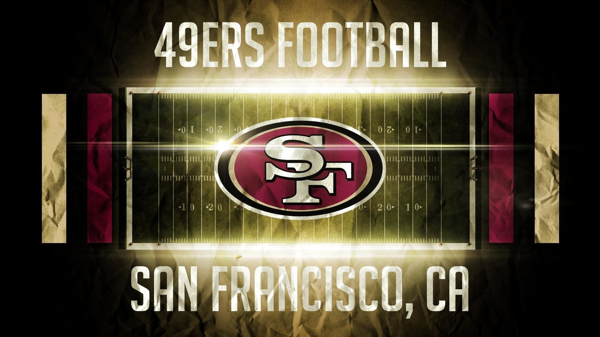 1920x1080 2000x1244 Free San Francisco 49ers Logo Backgrounds Download | Page 2 of 3  | wallpaper .wiki