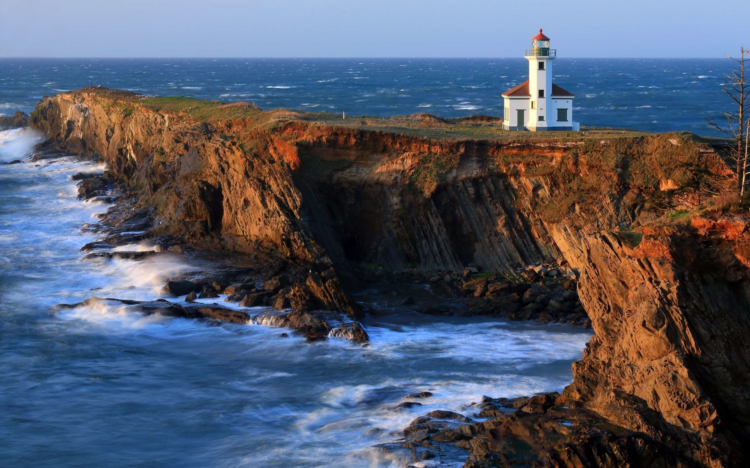 848 Lighthouse HD Wallpapers | Background Images - Wallpaper Abyss