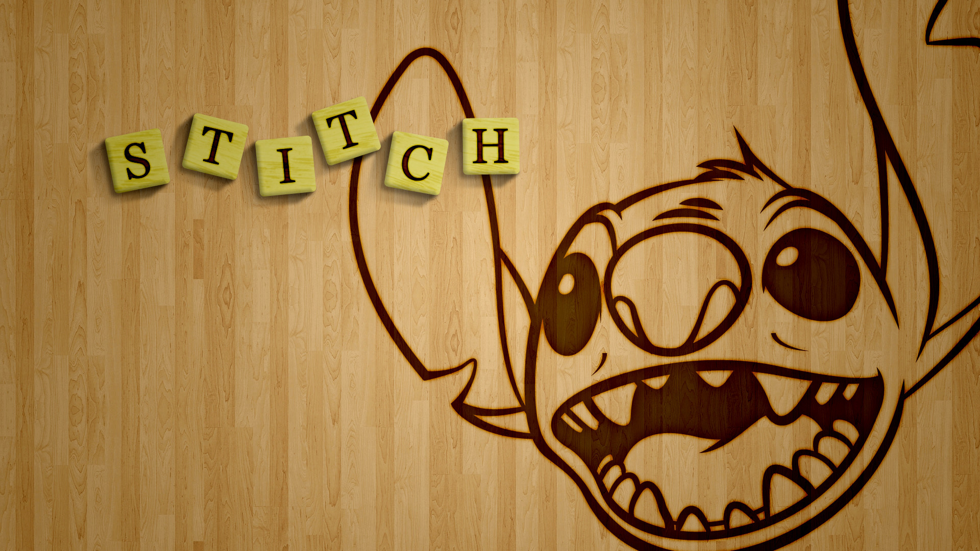 2560x1518 Stitch Character. Download