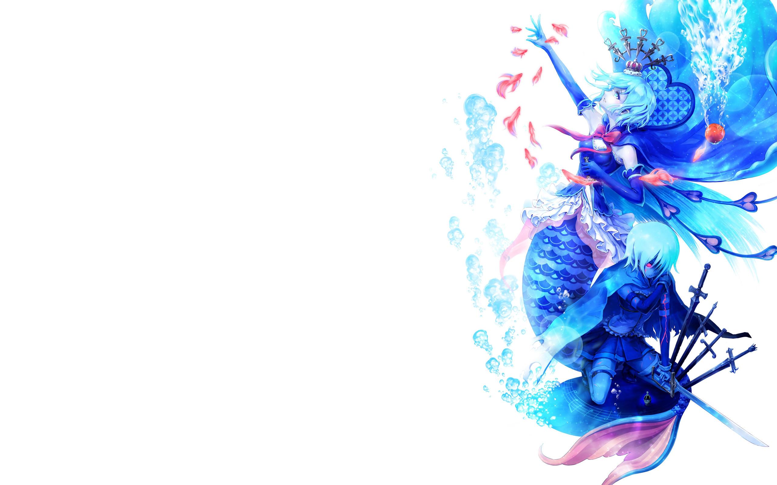2952x2031 Anime Girls Mahou Shoujo Madoka Magica Miki Sayaka Sakura Kyouko Free IPhone Or Android Full HD Wallpaper