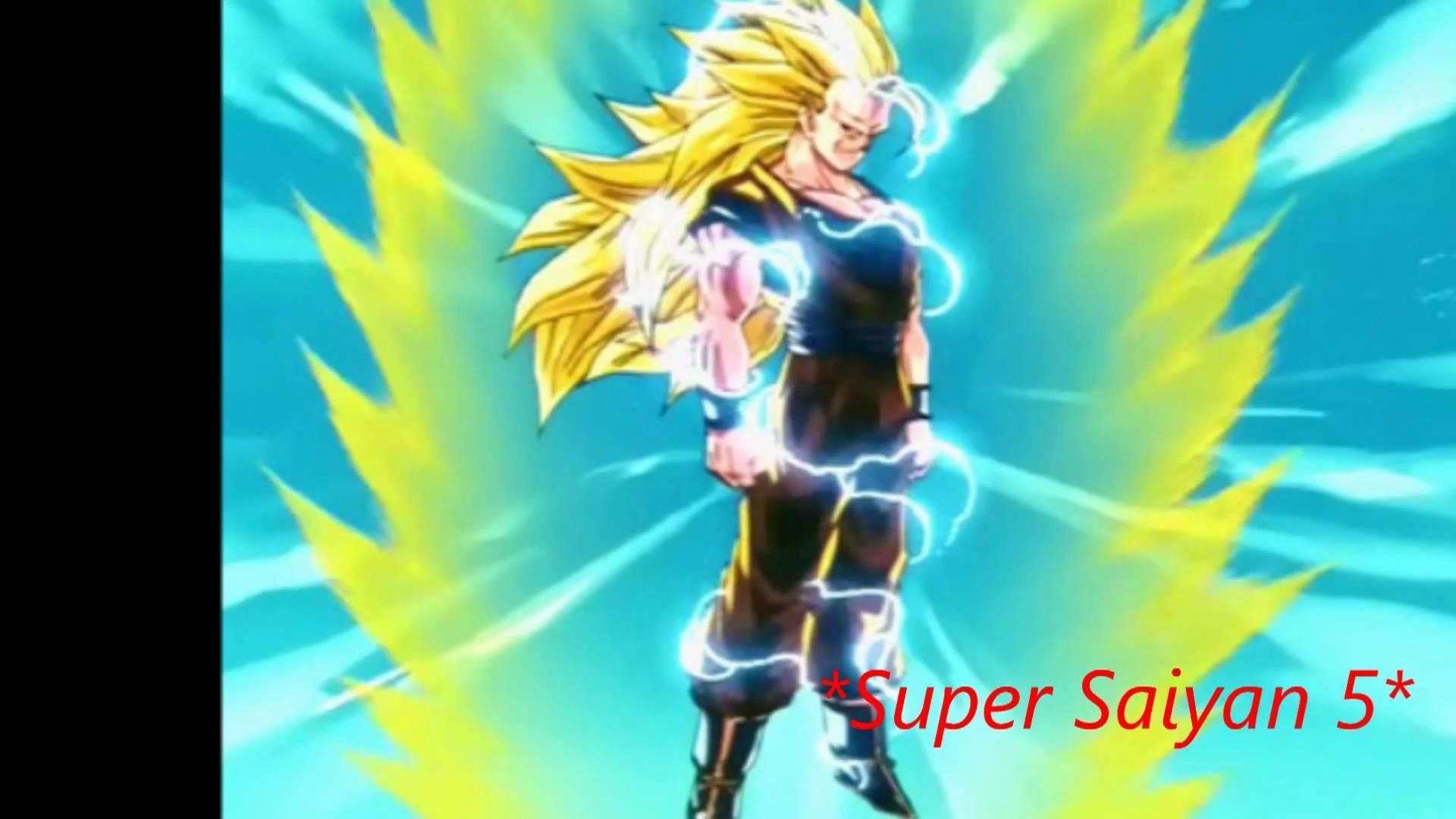 Super Saiyan 5 Wallpaper 63 Images