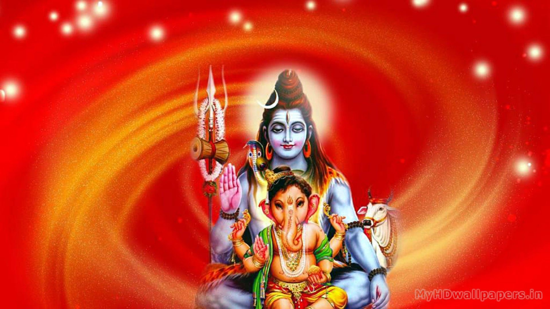 1920x1080 lord shiva family photos wallpapers #745482