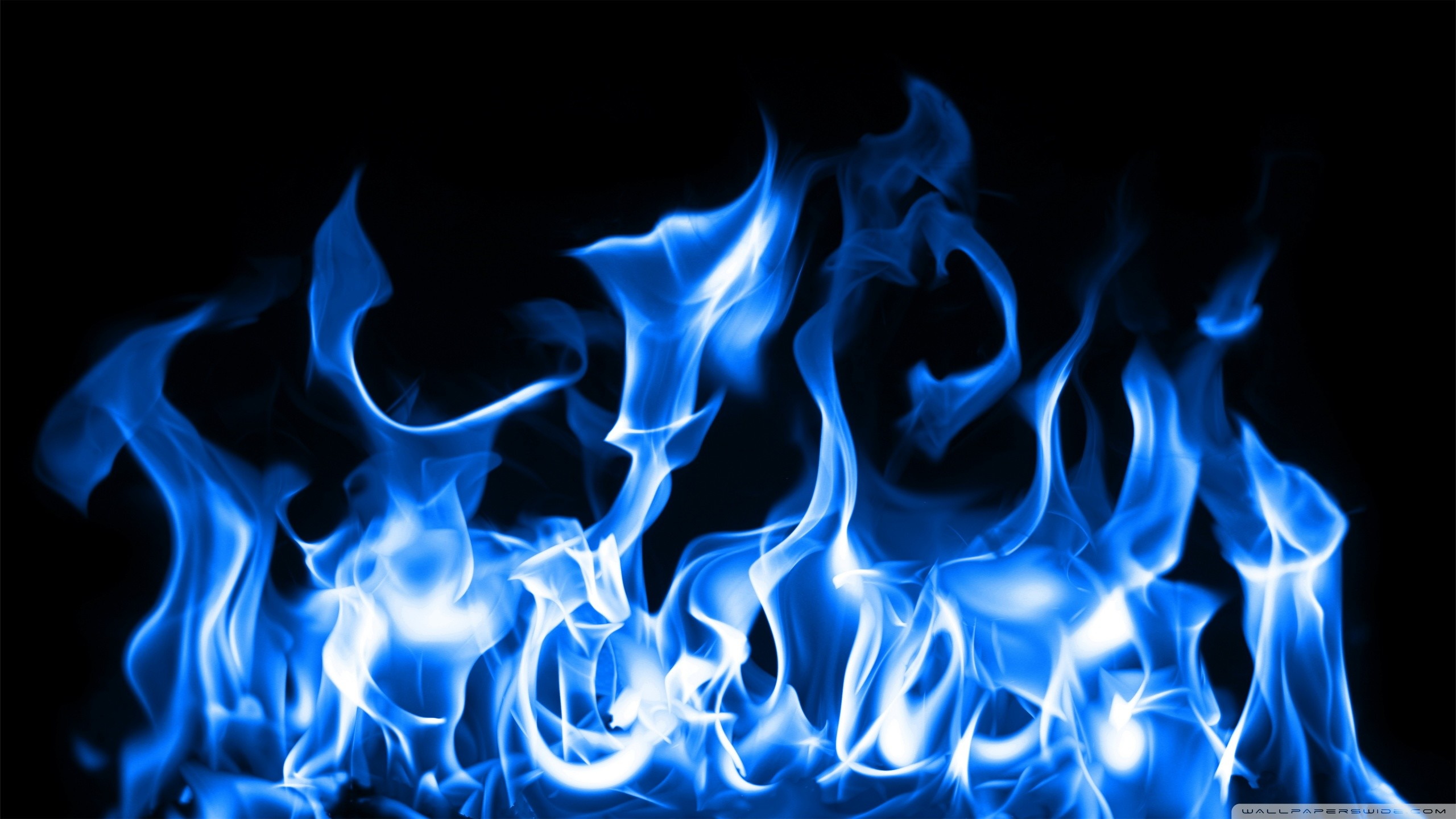 Blue Fire Wallpaper HD 70 Images