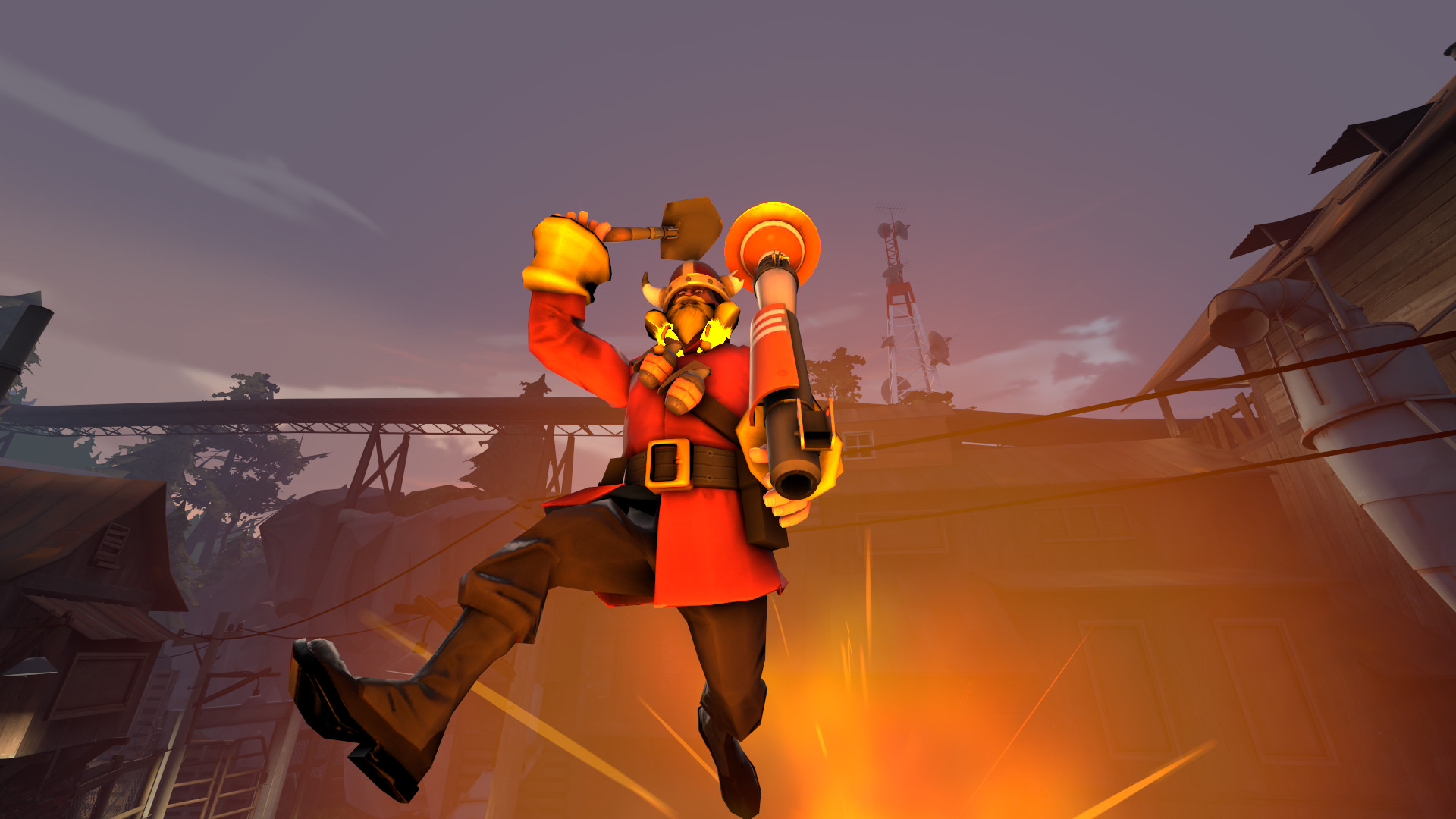 Tf2 soldier rocket jumping | How to Rocket Jump in Team Fortress 2