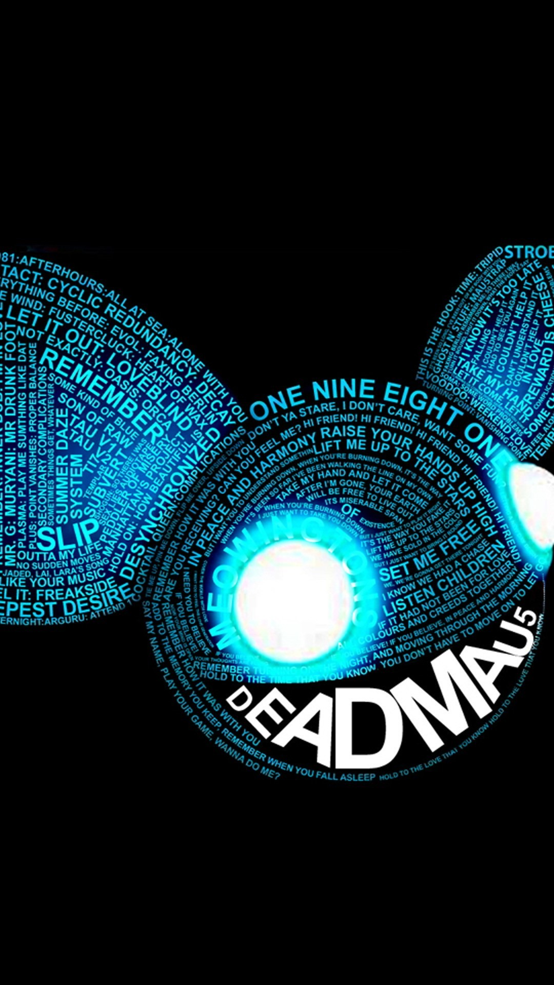 1080x1920 deadmau5 quotes hd wallpaper iphone 6 plus