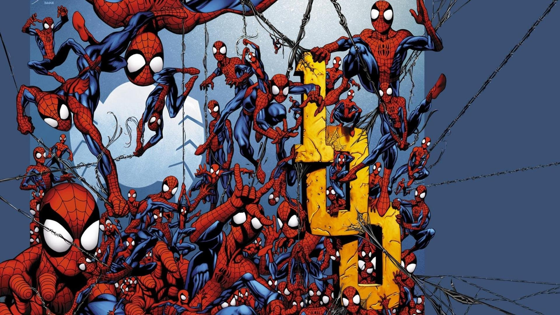 Ultimate spider man wallpaper
