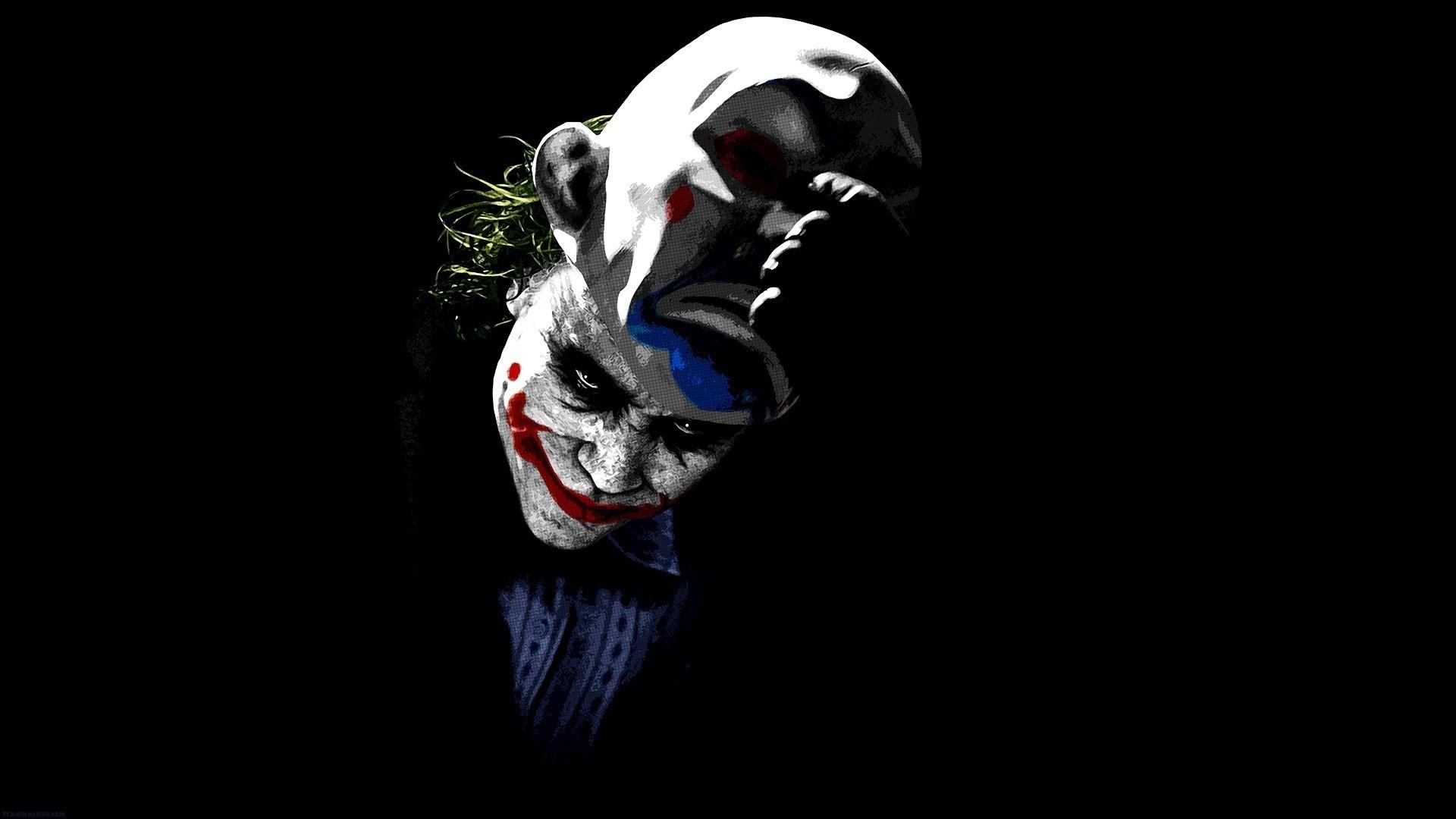1920x1080 Joker Batman The Dark Knight Wallpapers HD Desktop And Mobile Backgrounds
