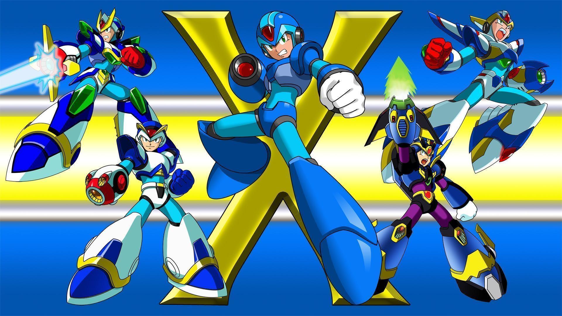 Megaman X Zero Wallpaper (69+ images)