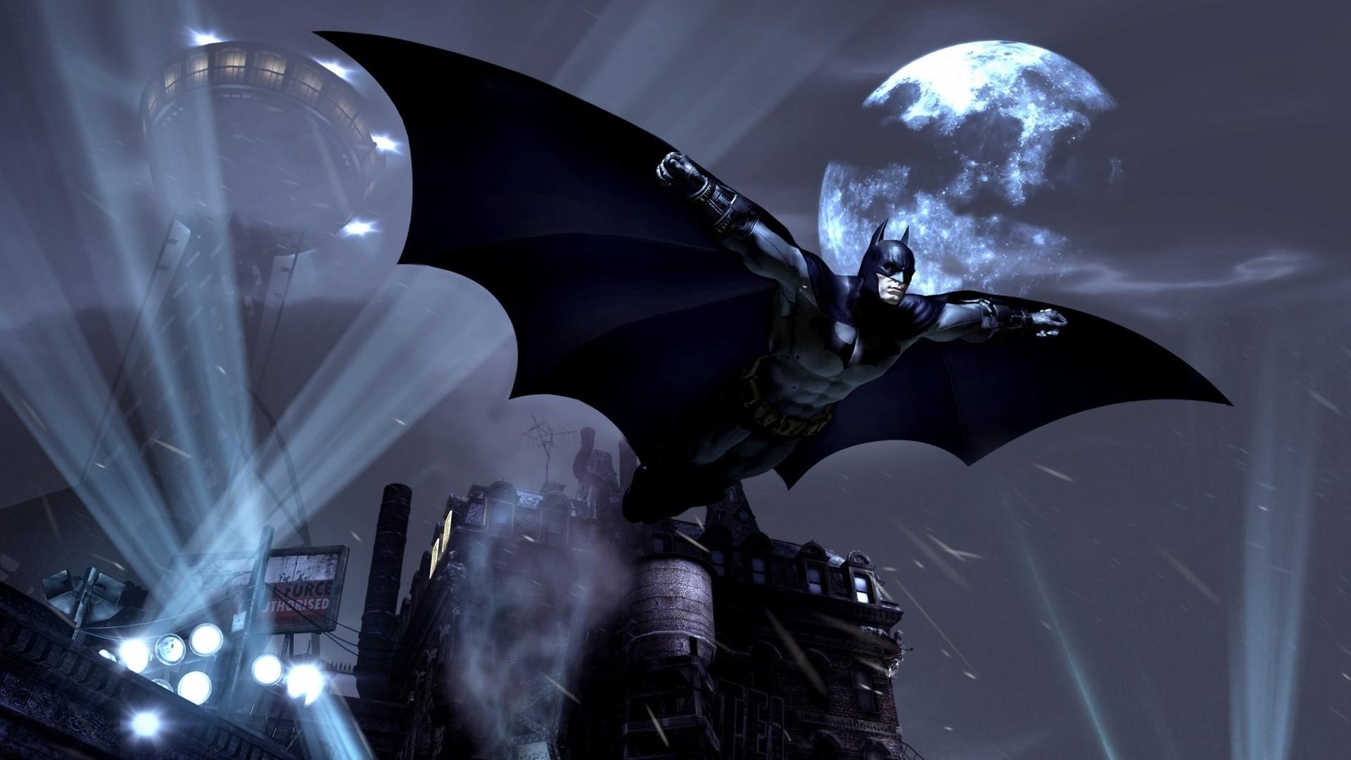Batman HD Desktop Wallpaper 1920x1080 (78+ Images