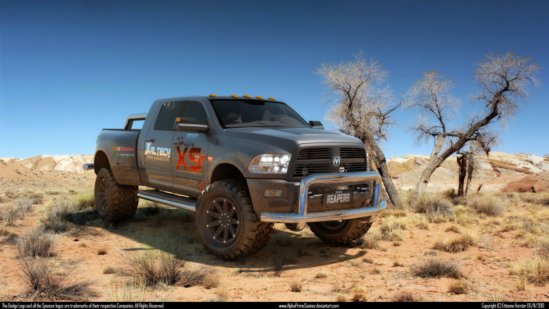 Dodge Ram Longhorn 2015 >> Dodge Ram Wallpapers (64+ images)