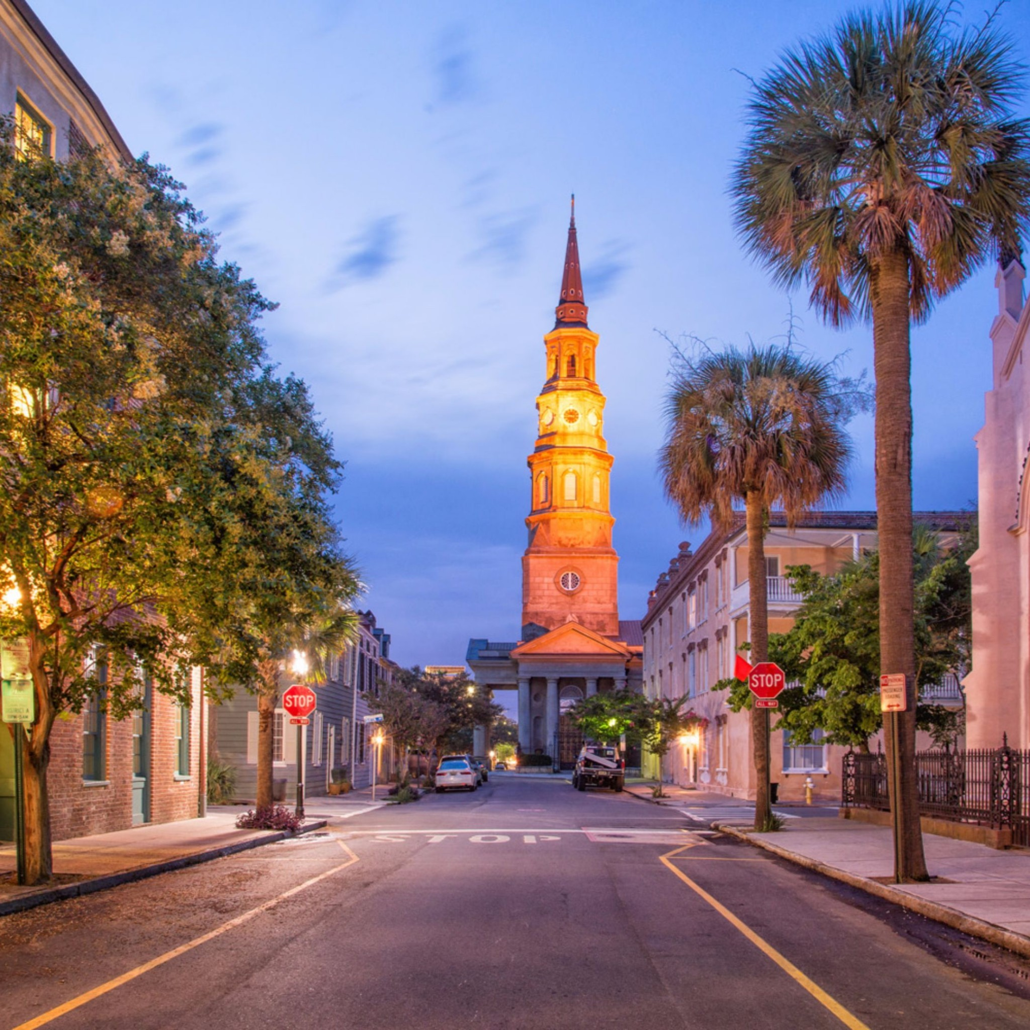 2048x2048 Related to New Charleston South Carolina 4K Wallpaper