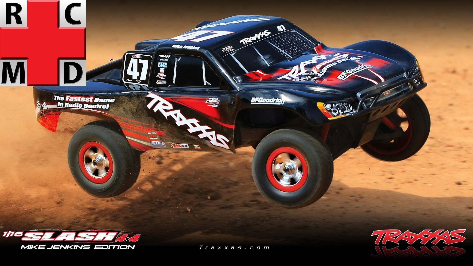 1920x1080 The R/C M.D. - 1:10 Traxxas Slash 4x4 VXL Review