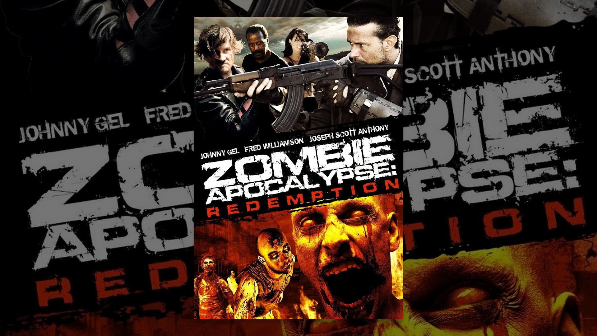 1920x1080 Zombie Apocalypse: Redemption | Full Horror Movie