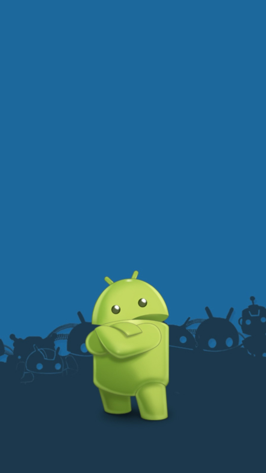 1080x1920 1,124. Cool Android Logo Android Smartphone Wallpaper