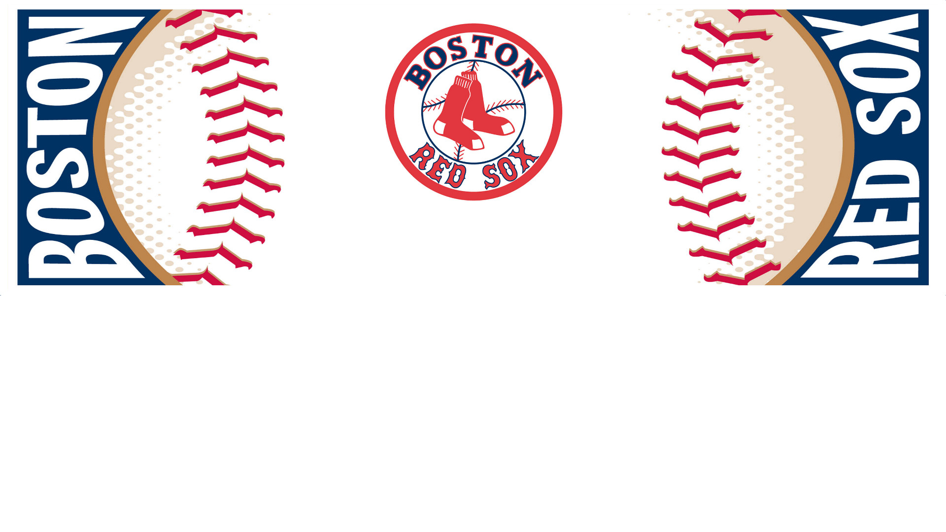1920x1080 Boston Red Sox Logo Wallpaper 35437 HD Pictures | Top Wallpaper