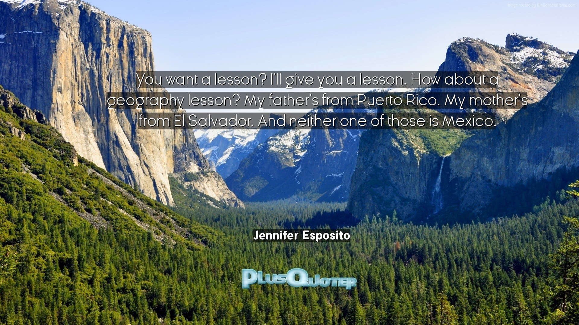 "1920x1080 Download Wallpaper with inspirational Quotes- ""You want a lesson? I"