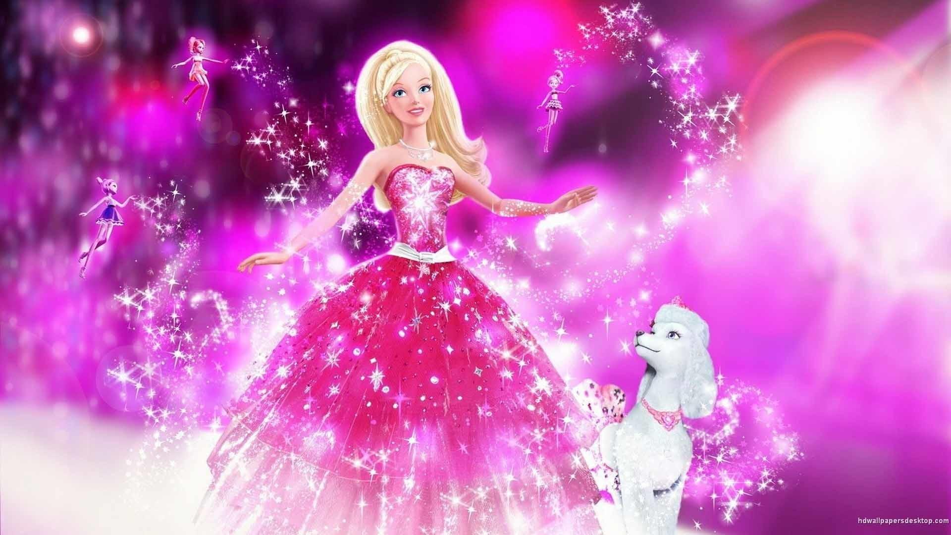 Nice Barbie Wallpapers For Desktop