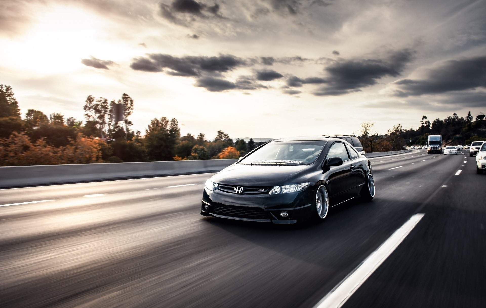 honda civic si wallpaper (52+ images)