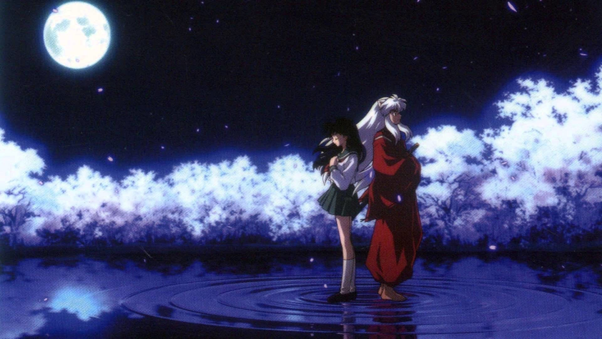 1920x1080 InuYasha Wallpaper 20 - 1920 X 1080