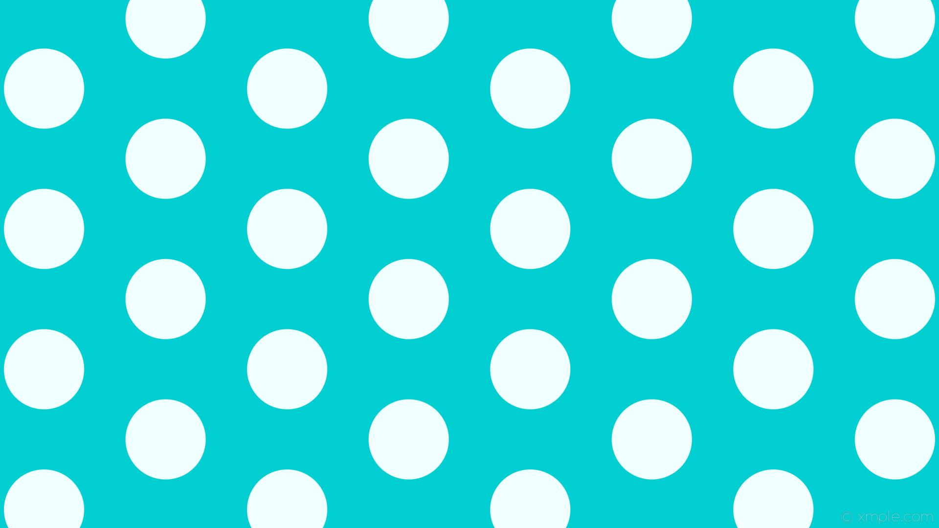 2560x1600 Red Polka Dot Wallpaper