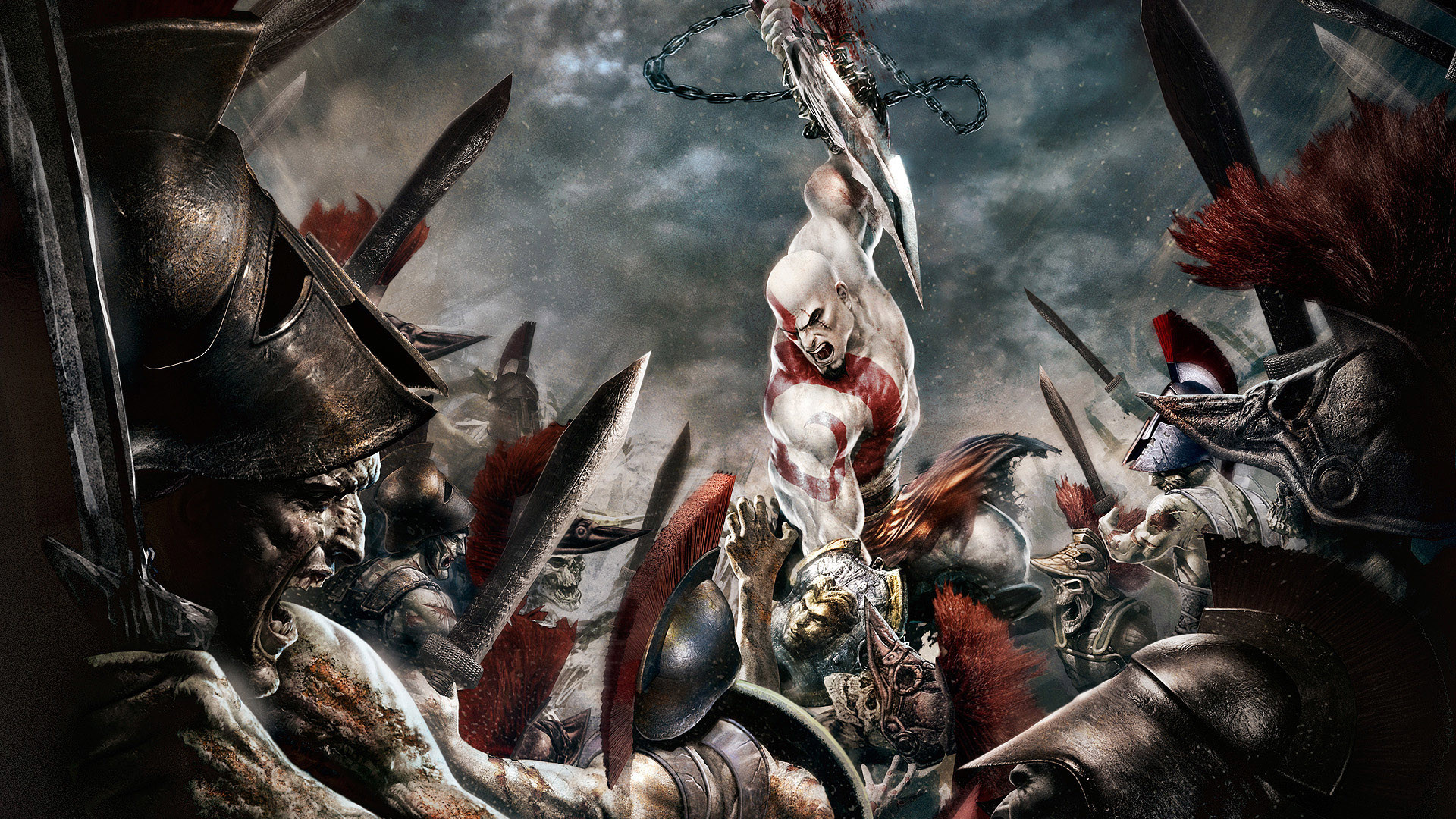 God Of War 4k Wallpaper 69 Images