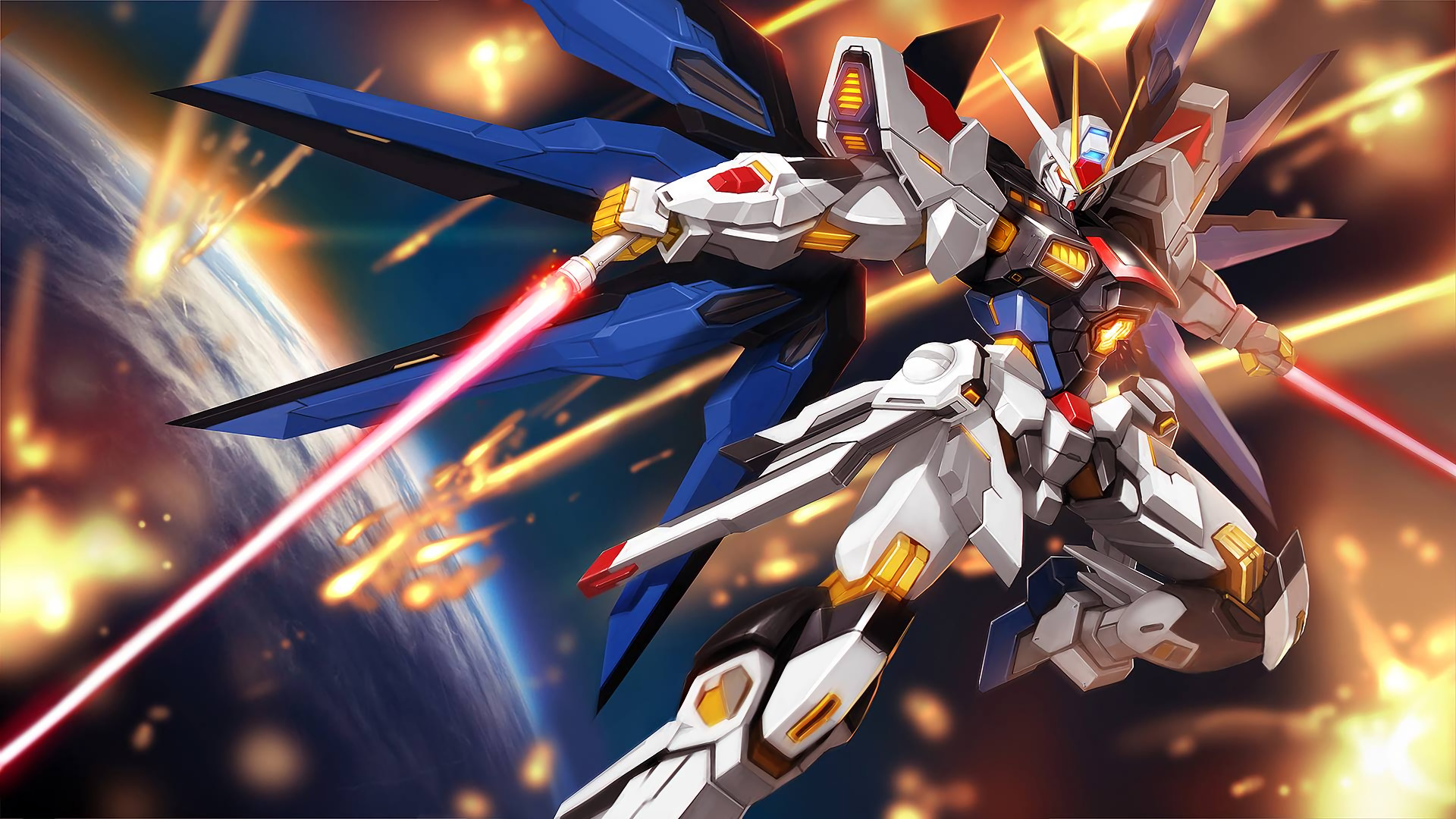 1920x1080 Anime - Mobile Suit Gundam Seed Destiny Wallpaper