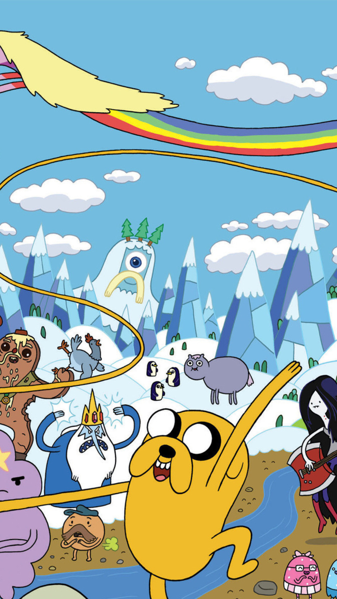 1920x1200 Adventure Time Wallpaper 3252