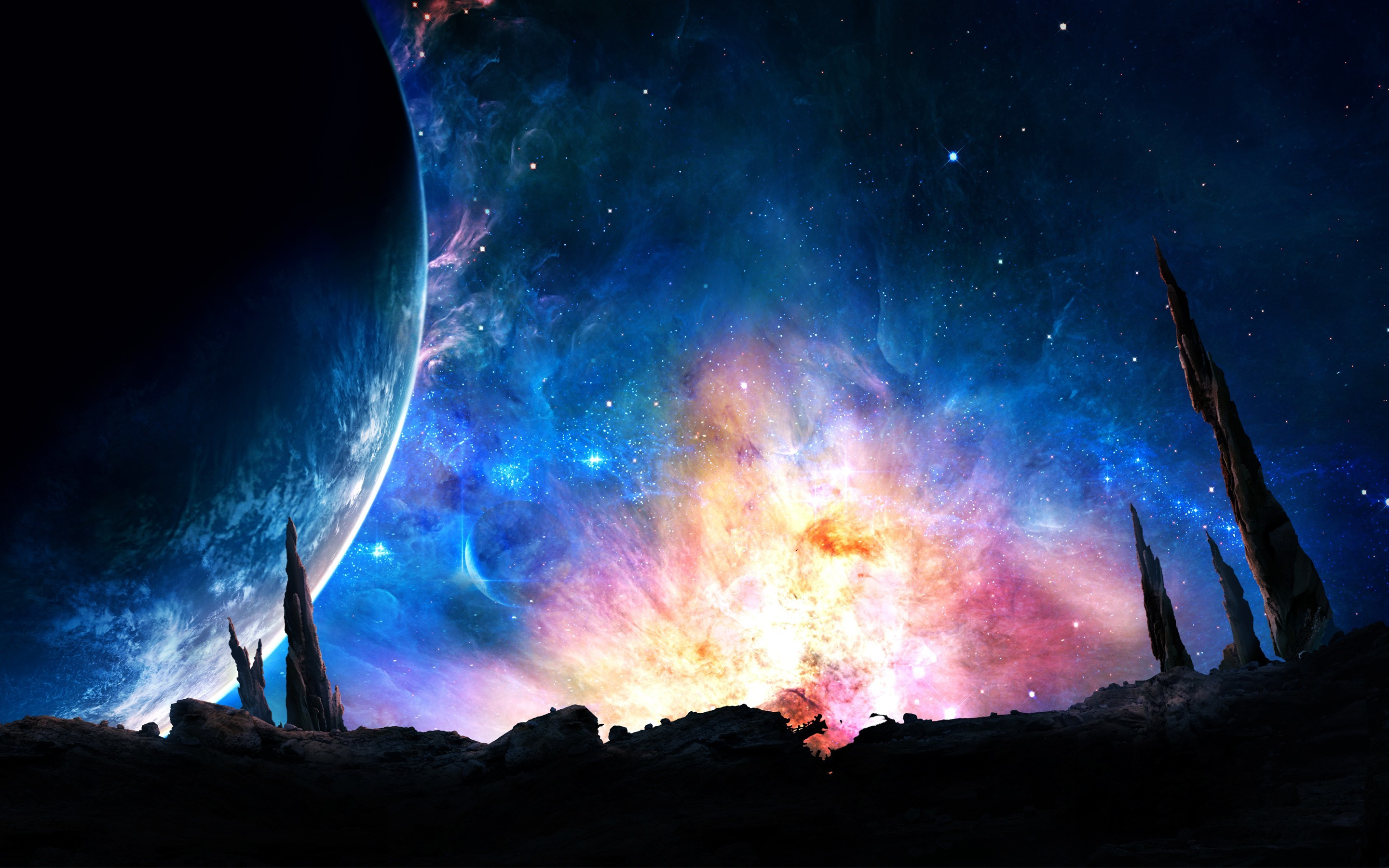 Universe Wallpaper 1080p Hd: 4K Galaxy Wallpaper (62+ Images