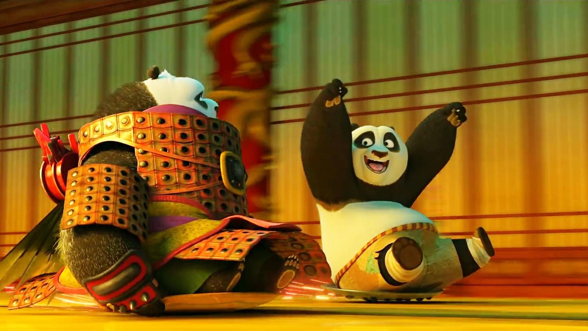 Download Film Kung Fu Panda 3 2016