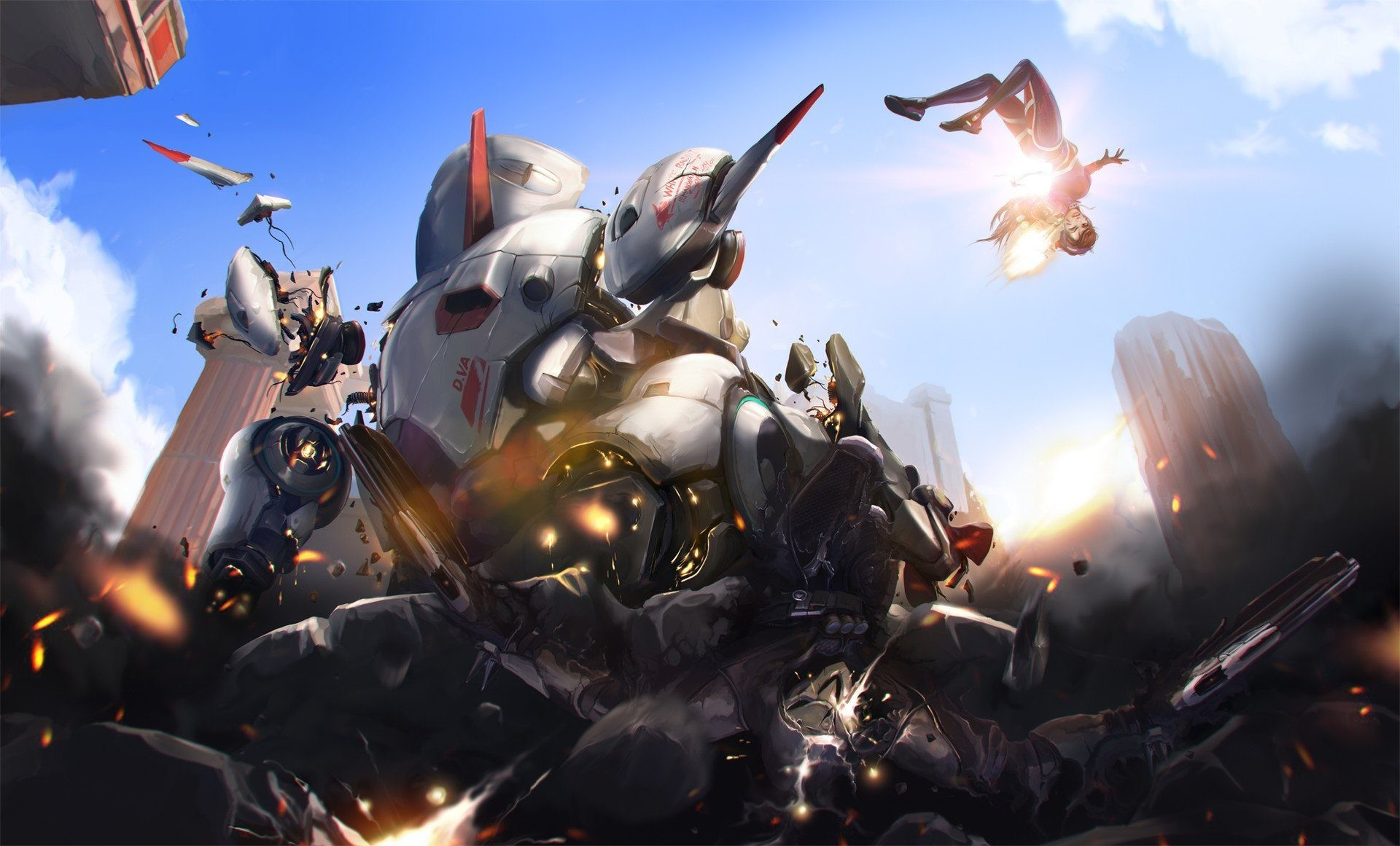 Overwatch reaper wallpapers 83 images - Overwatch wallpaper 4k ...