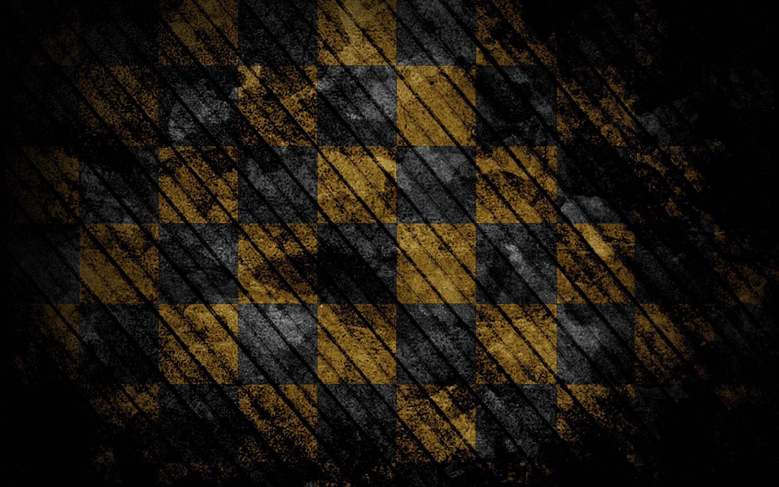 2560x1600 Black And Yellow Wallpaper Abstract Black And Yellow Abstract