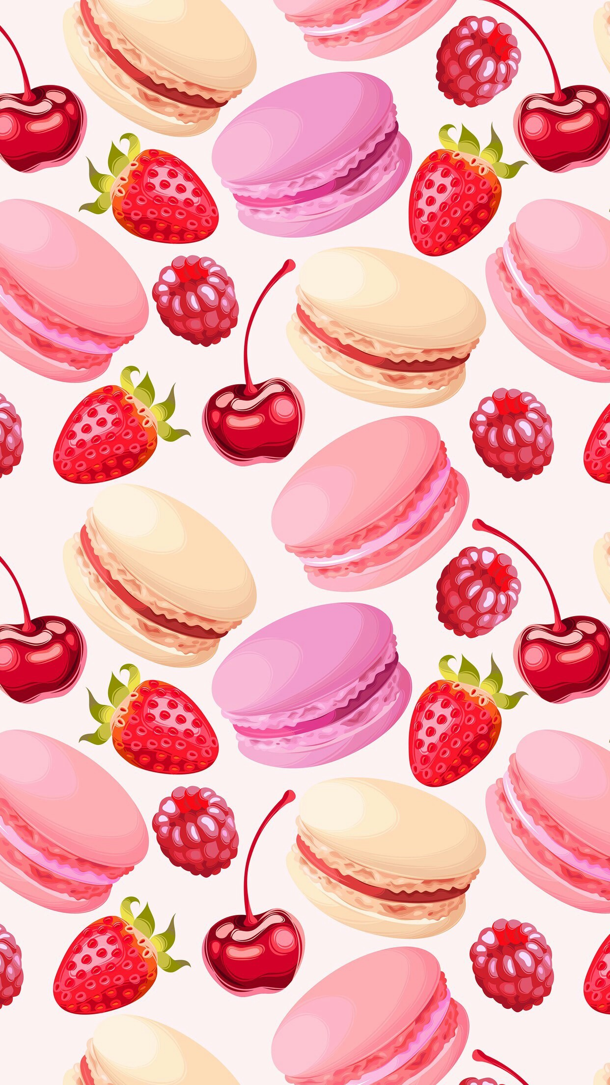 Cute Kawaii Food Wallpaper (57+ Images